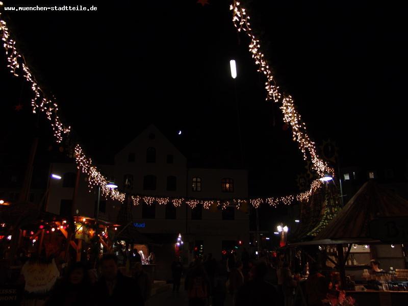 Haidhausen Weihnachtsmarkt.Weihnachtsmarkt Pasing Haidhausen Org
