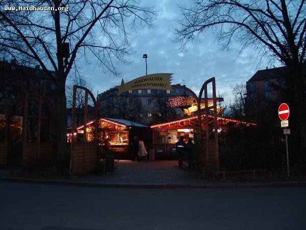 Haidhausen Weihnachtsmarkt.Haidhauser Weihnachtsmarkt 30 Jahre Weihnachtsmarkt In