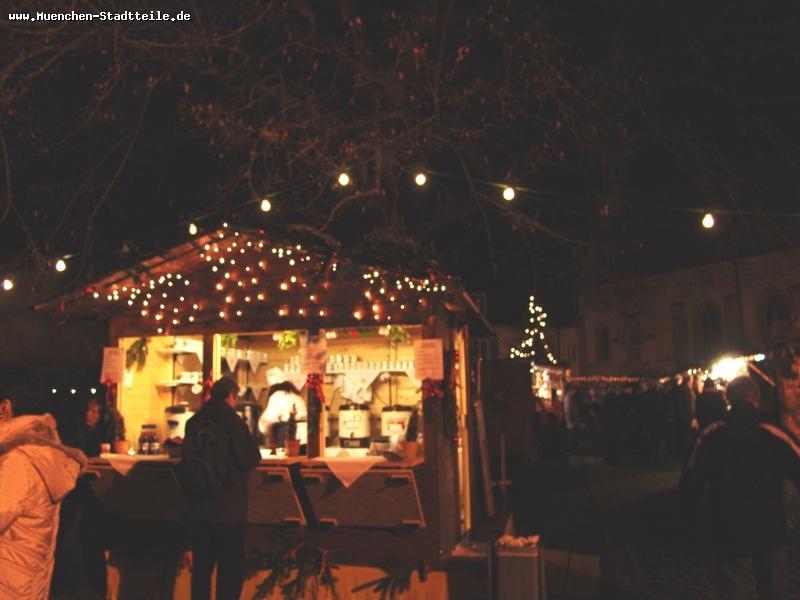 Haidhausen Weihnachtsmarkt.Blutenburger Weihnachtsmarkt Haidhausen Org