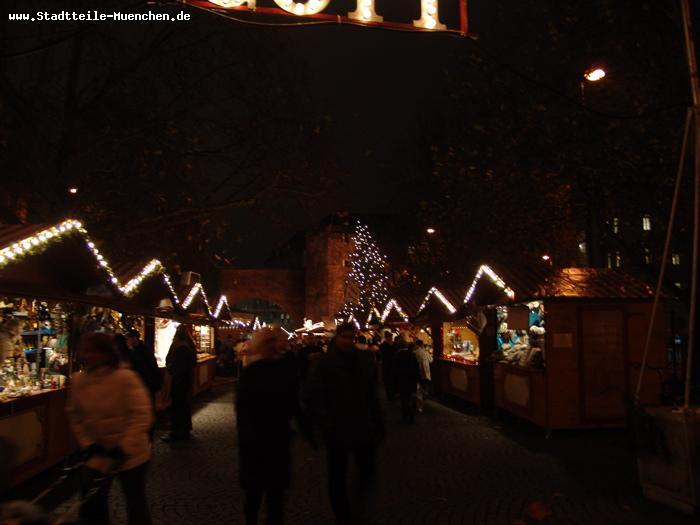 Haidhausen Weihnachtsmarkt.Weihnachtsmarkt Am Sendlinger Tor Klein Aber Fein Heist Es